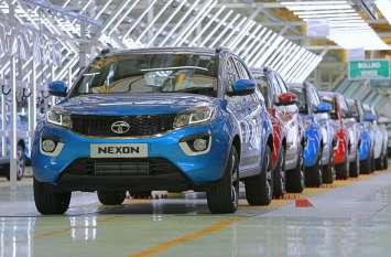 टाटा मोटर्स की घरेलू बिक्री 20 फीसदी बढ़ी,भारी वाहनों की रही मांग