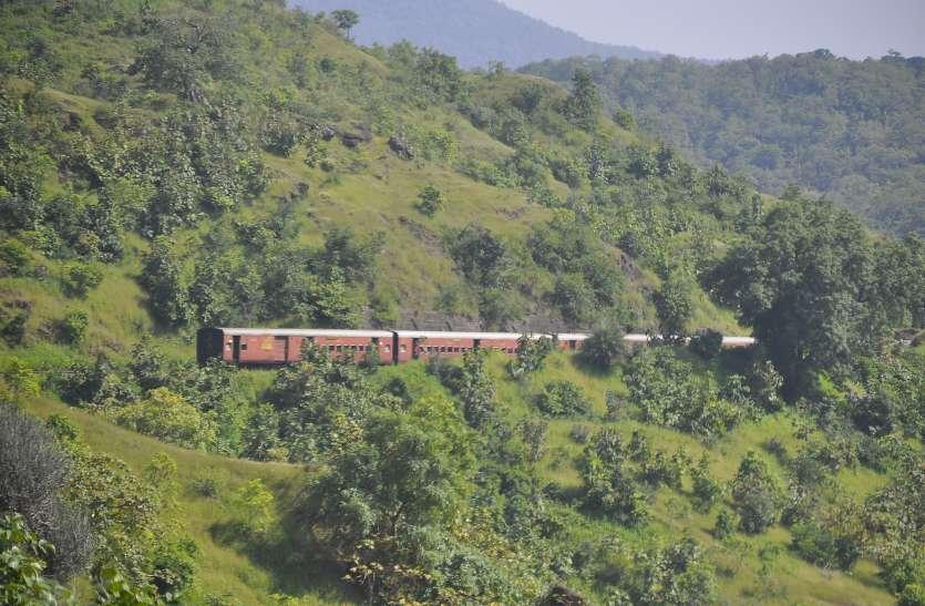 Video : हैरिटेज ट्रेन के ट्रांसपेरेंट कोच में बैठकर यात्री देखेंगे प्रकृति के हसीन नजारे
