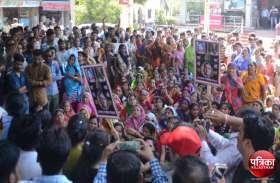 बांसवाड़ा : मां-बेटे की हत्या का आरोपी तीन दिन और रिमांड पर, लोगों ने नारे लगाते हुए फांसी की मांग की