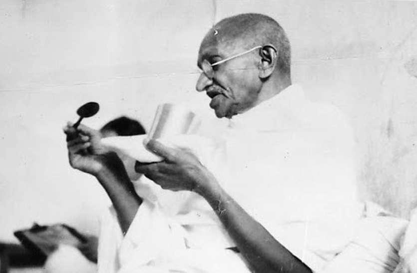 गुप्त यात्रा पर अजमेर आए थे महात्मा गांधी : दूध पीकर सोये , सुबह उठकर जब निकले घर से तो कहा किसी से कहना नहीं मैं आया था