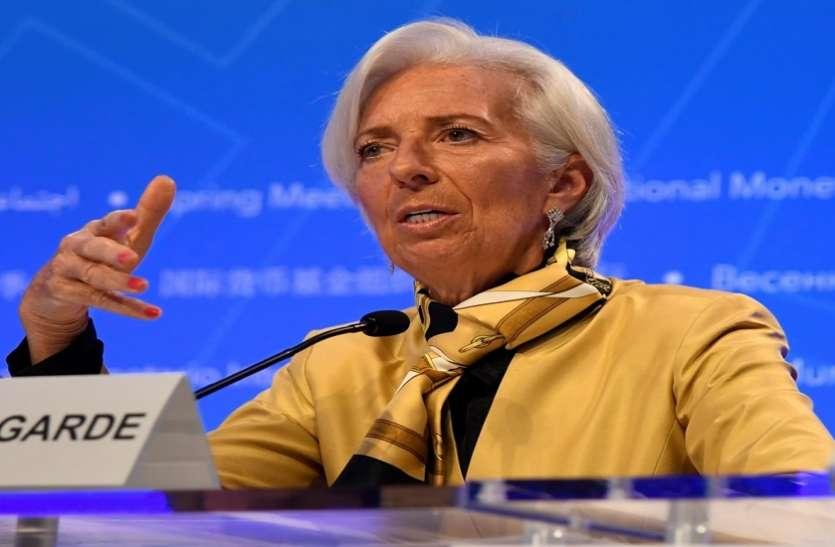 IMF Chief ने अमरीका को निशाना बनाते हुए कहा, इसलिए हो रही है वैश्विक अर्थव्यवस्था प्रभावित