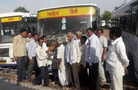 VIDEO : पटरी पर लौटी रोडवेज, आमजन को मिली बड़ी राहत