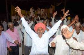 गांधीवादी : बिना लाठी-गोली चले जंग जीतने वाले किसानों का गाना VIRAL
