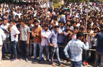 जोधपुर में मूलसिंह के समर्थन में राजपूत समाज की आक्रोश रैली