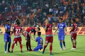 ISL 2018-19: जमेशदपुर FC ने अपने पहले मुकाबले में मुंबई सिटी FC को 2-0 से हराया