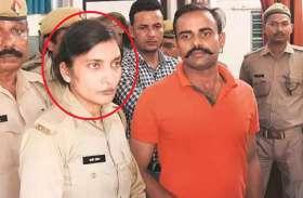 BIG BREAKING: एप्पल के मैनेजर विवेक तिवारी हत्याकांड के आरोपी सिपाही की पत्नी राखी का 450 किमी दूर तबादला!