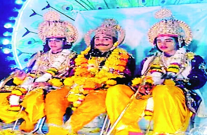 रियासतकालीन दुर्गोत्सव में अनेक रूपों में दिखेंगी मां दुर्गा
