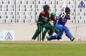 U-19 Asia Cup: बांग्लादेश को हराते हुए फाइनल में पहुंचा भारत, इस टीम से होगी खिताबी भिड़ंत