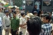 video story : करणी सेना ने मंत्री गेहलोत के स्वागत पर बनाई काले झंडे की रणनीति