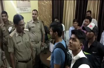 जंगल राजः बदमाशों ने ट्यूशन पढ़ने जा रहे एक छात्र का दिनदहाड़े शहर में कर लिया अपहरण