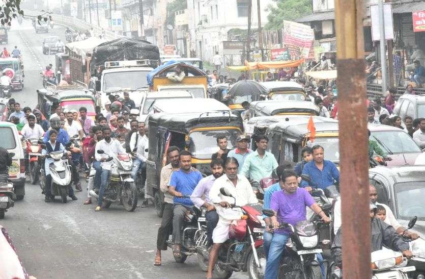 रतलाम शहर के इन इलाकों में सिटी बसों को नो एंट्री