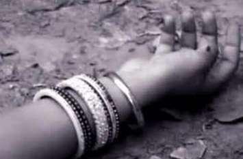 पति की हो चुकी थी मौत, आज पत्नी की भी संदिग्ध परिस्थितियों में मिली लाश, मचा कोहराम