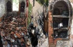 इलाहाबाद विश्वविद्यालय में बवाल और आगजनी मामले में AVBP नेता सहित बीस नामजद