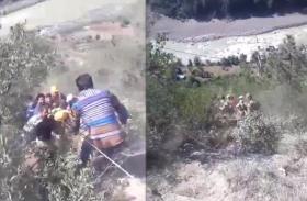 रामबन: मेटाडोर खाई में गिरी 20 जनों की मौत, दर्जनों घायल