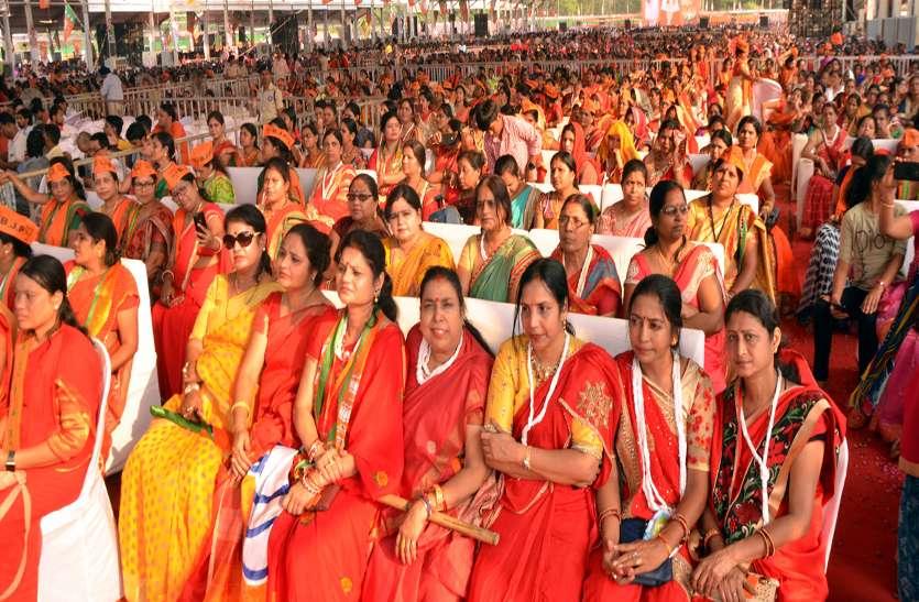 मेड़ता शहर में हुुुआ जैन समाज का यह अनूठा आयोजन,देशभर से ड्रेस कोड में पहुंची 600 से अधिक श्राविकाएं