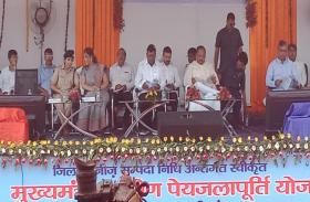 2019 तक हर घर में बिजली-पानी की सुविधा-मुख्यमंत्री