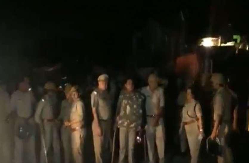 बजरंग दल कार्यकर्ता की मौत के बाद शव के अंतिम संस्कार को लेकर झड़प, पुलिस ने किया लाठीचार्ज