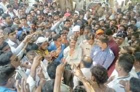 Patrika Update दर्दनाक हादसा: बस और आयशर में भिड़ंत, पांच मजदूरों की मौत, १० गंभीर