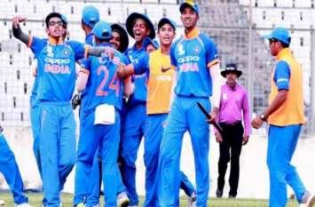भारत ने छठी बार एशिया कप पर किया कब्जा, श्रीलंका को 144 रनों से हराया