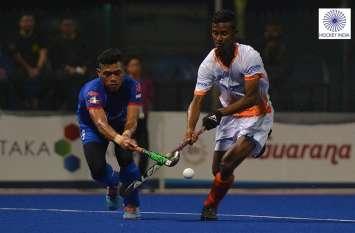 हॉकी : आठवें सुल्तान ऑफ जोहोर कप में भारत का विजयी आगाज