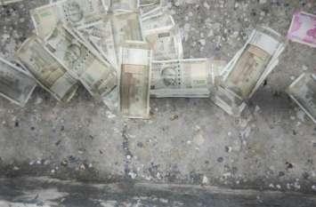 एसपी सिटी ने सादी वार्दी में सट्टे में पैसा लगाकर बुला ली फोर्स, सट्टेबाजों ने होटल के पीछे फेंकने शुरू किए नोट, आैर फिर...