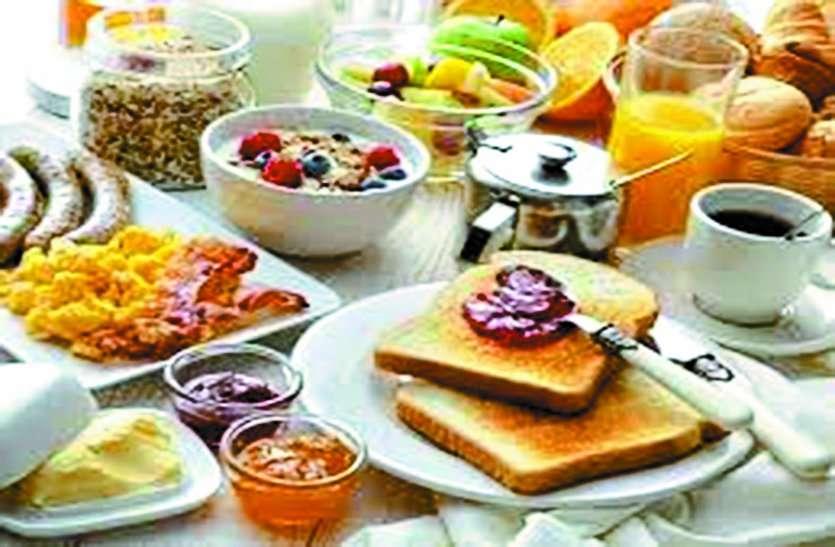सुबह नाश्ता नहीं करने वाली 82 फीसदी छात्राएं हो रहीं बीमार