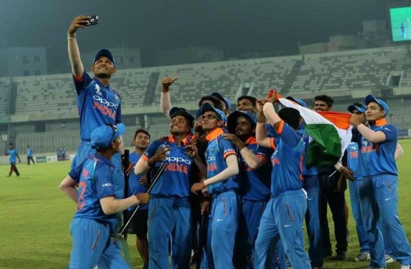 भारत जीता U-19 एशिया कप