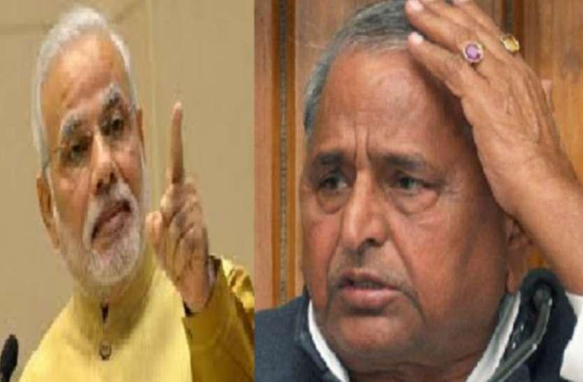 यहां मोदी लहर ने तोड़ दिया था सपा का सपना, तीन राज्यों के चुनाव का दिखेगा असर