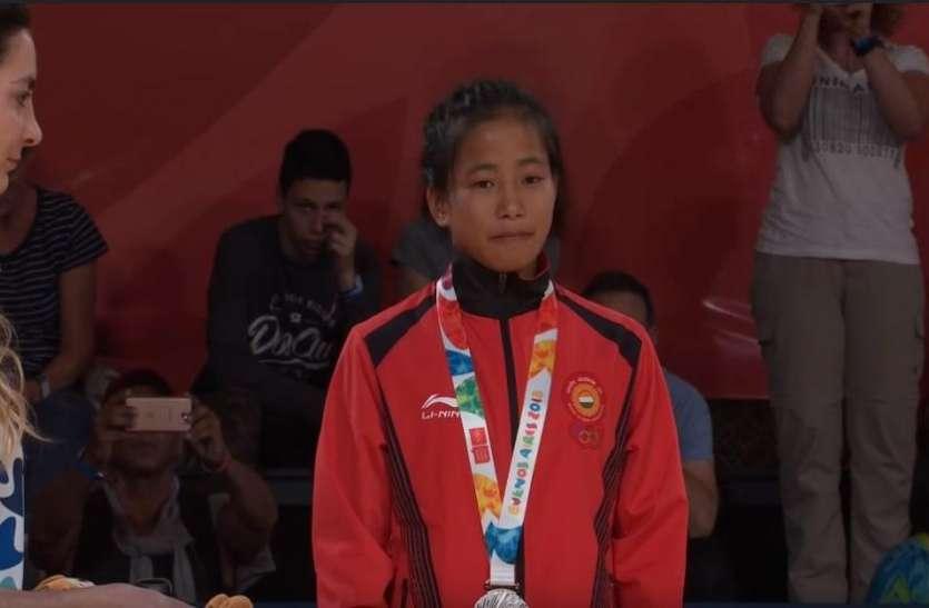 Youth Olympic 2018: तबाबी देवी ने भारत की पदकों की संख्या को किया दोगुना, रचा इतिहास