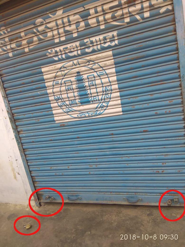 बरघाट क्षेत्र में बड़ रही चोरी की घटनाएं