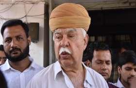 सरकार मेरी चिंता न करे,सरकार आरक्षण की समीक्षा की चिंता करे :लोकेन्द्र सिंह कालवी
