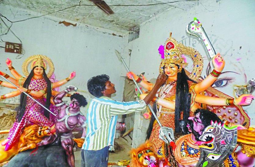 मनोकामना ज्योति के साथ शारदीय नवरात्र आज से, धर्ममय रहेगा माहौल