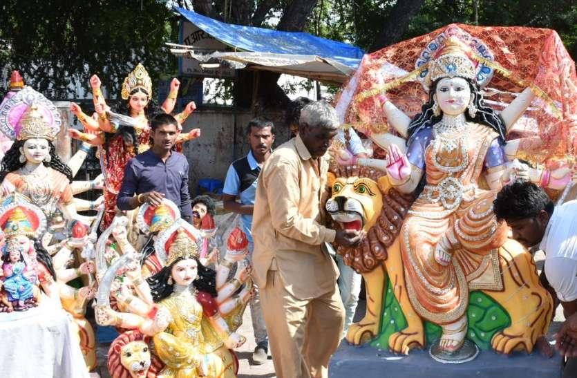 शुभ मुर्हूत में विराजेगी मां भगवती, देवी मंदिरों में पहुंचेगे भक्त