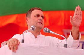 राहुल ने मोदी और राजे को घेरा, बैंक में 15 लाख रुपए और किसानों की बिजली बिल माफ़ी पर उठाए सवाल