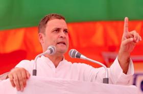 राजस्थान में राहुल ने किया चुनावी शंखनाद, BJP पर जमकर बरसे राहुल, देखें तस्वीरें