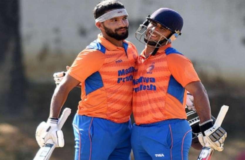 Vijay Hazare Trophy: राहुल चाहर की घातक गेंदबाजी से राजस्थान को मिली जीत