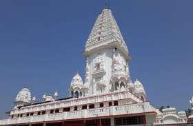 17 साल लगे थे त्रिपुर सुंदरी माई के मंदिर निर्माण में