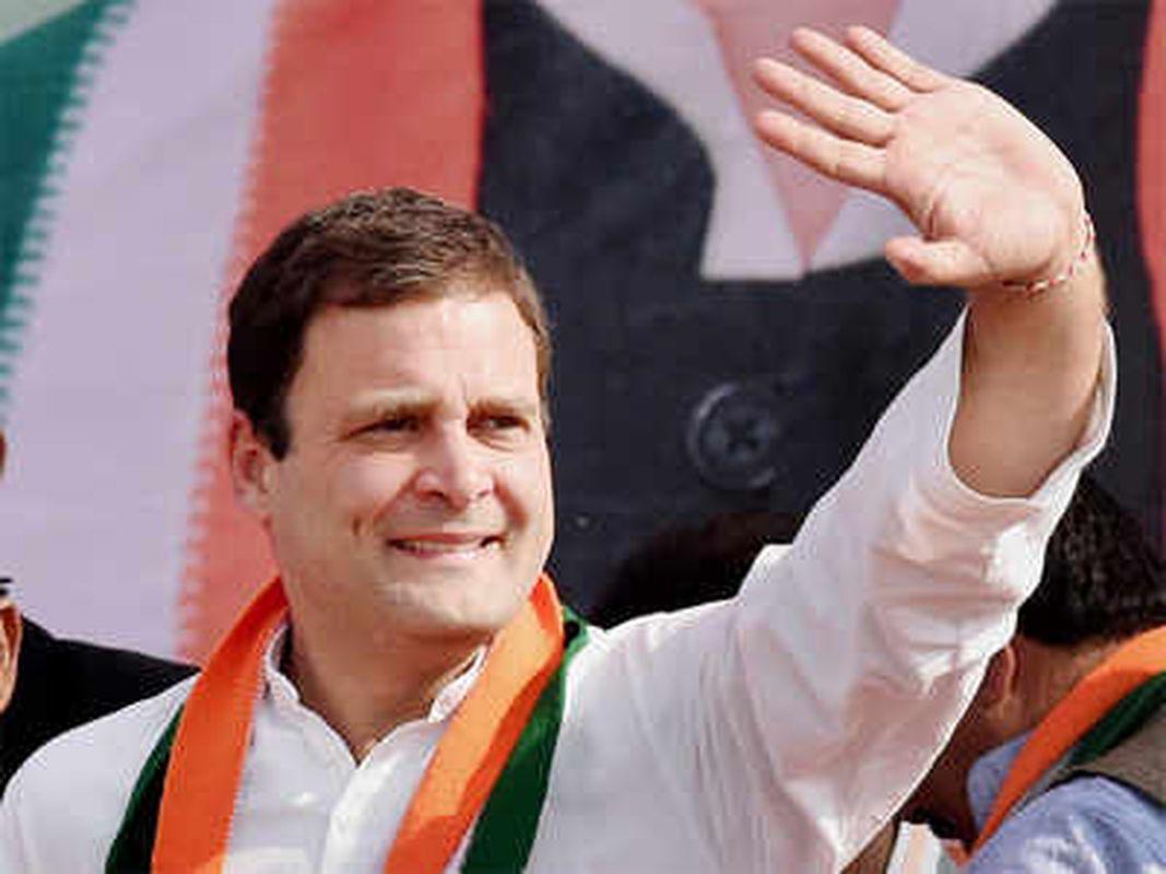 राहुल गांधी ने जिला अध्यक्षों से पूछा, कैसा है दावेदारों का बर्ताव