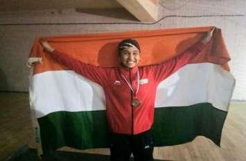 अंतरराष्ट्रीय बालिका दिवस : ऑलम्पिक पदक जीतना चाहती हैं जोधपुर की बॉक्सर अर्शी खानम