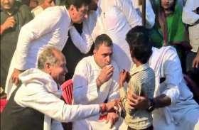 राहुल गांधी की सुरक्षा में सेंध, सुरक्षा चक्र तोड़ता हुआ राहुल की बस में घुसा युवक, सुरक्षाकर्मियों में हडक़ंप