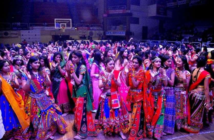 नव दुर्गा गरबा उत्सव