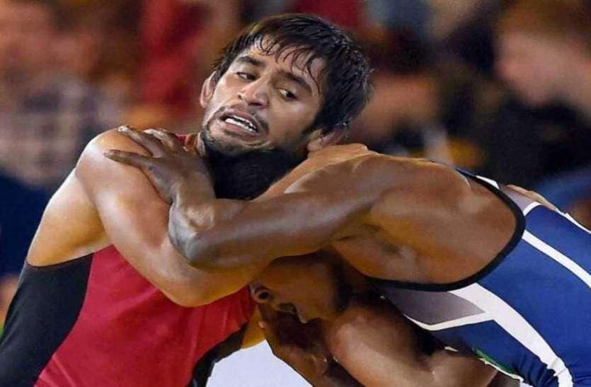 विश्व कुश्ती चैम्पियनशिप : शीर्ष वरीयता पाने वाले पहले भारतीय पहलवान बने बजरंग