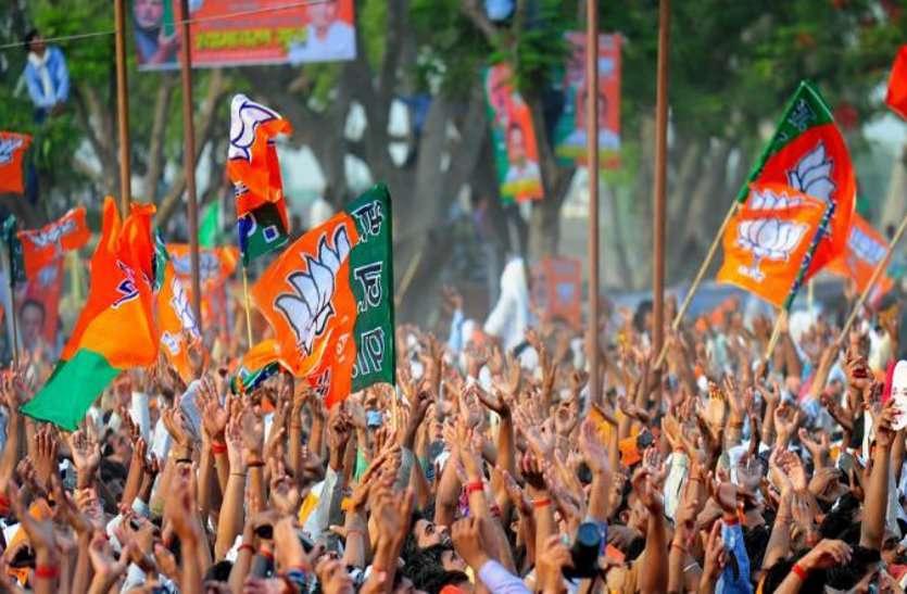 लोकसभा चुनाव से पूर्व भाजपा ने शहर अध्यक्ष को हटाया, इन्हें सौंपी कमान