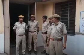 धौलपुर में पुलिस और बजरी माफिया के बीच हुई मुठभेड़, घटना में पुलिसकर्मी सहित दो जने घायल
