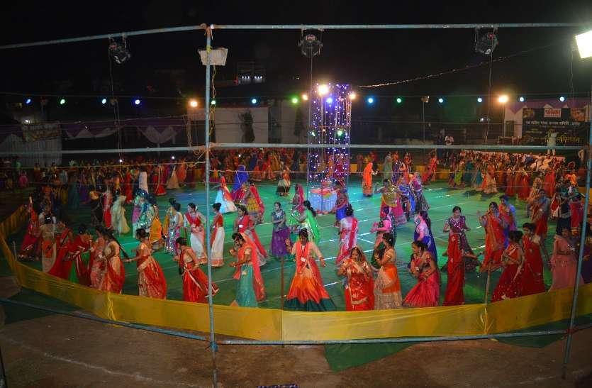 patrika garba festival 2018