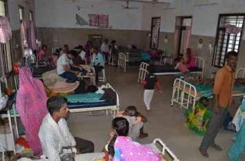 राजस्थान के अलवर के इस गांव में फैला इस बीमारी का प्रकोप, मिले 100 से भी अधिक मरीज