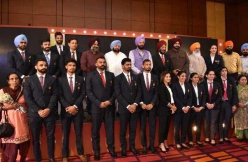 पदक विजेता एथलीटों को पंजाब सरकार ने किया मालामाल, 23 खिलाड़ियों में बाटें गए 15.55 करोड़ रुपये