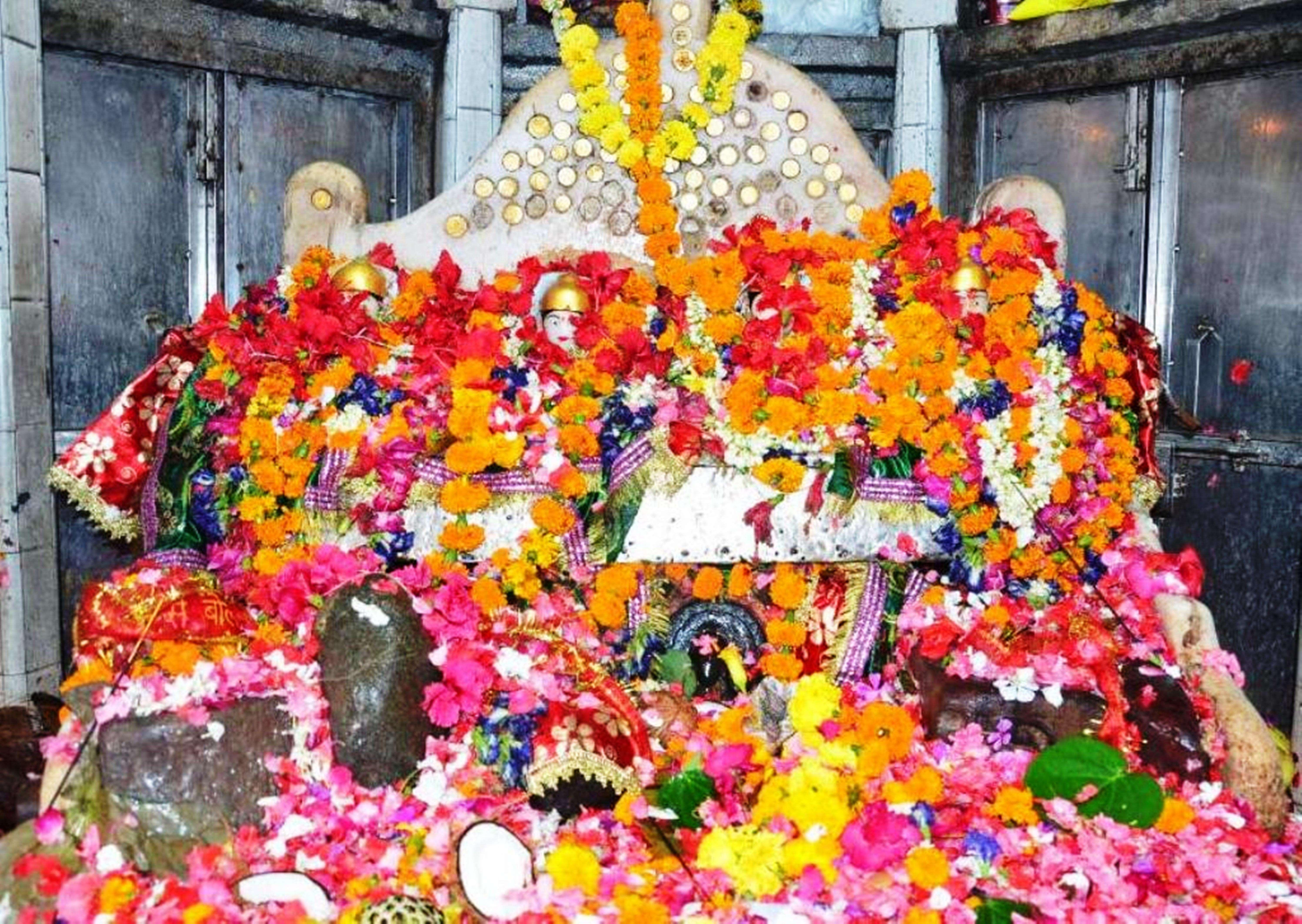 navratri 2018 tapeshwari mata temple kanpur news