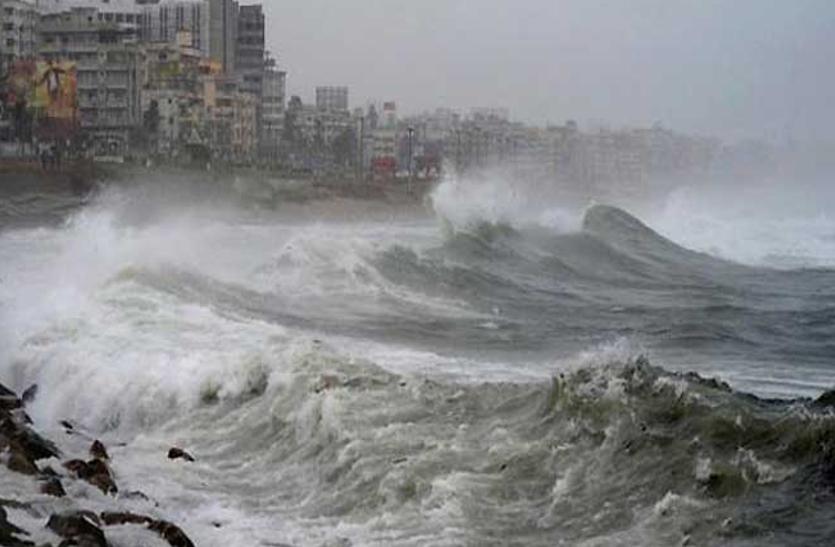 आध्रप्रदेश में चक्रवाती तूफान ने मचाई भारी तबाही,7 लोगों की मौत