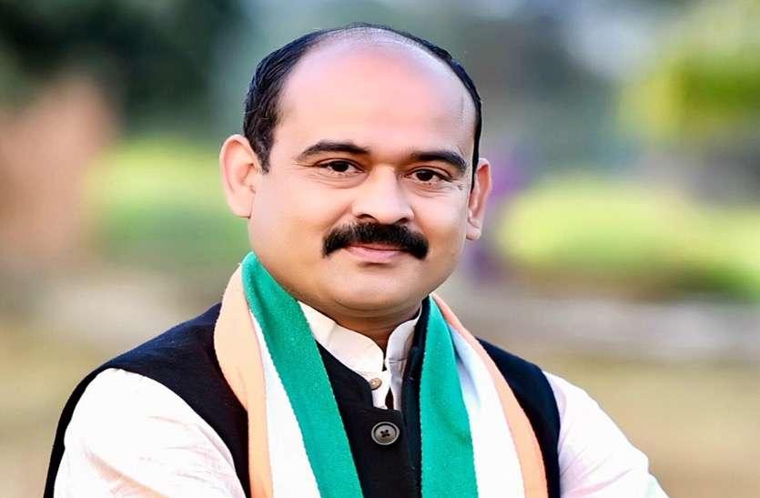 Changemaker : ये है महराजपुर से संभावित दावेदार, जानिए अजय दौलत तिवारी का विजन
